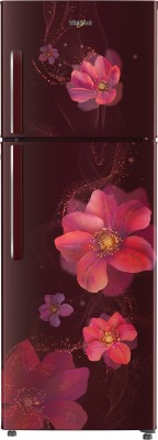 Whirlpool 245 L Frost Free Double Door 2 Star Refrigerator(Wine Viola, NEO 258H ROY WINE VIOLA (2S)-N)