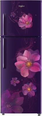 Whirlpool 245 L Frost Free Double Door 2 Star Refrigerator(Purple Viola, NEO 258H ROY PURPLE VIOLA (2S)-N)