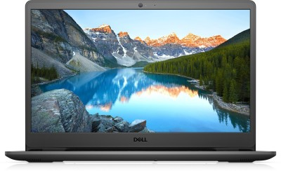 DELL Inspiron Ryzen 3 Dual Core 3250U - (8 GB/1 TB HDD/Windows 10 Home) Inspiron 3505 Laptop(15.6 inch, Accent Black, 1.83 kg, With MS Office)