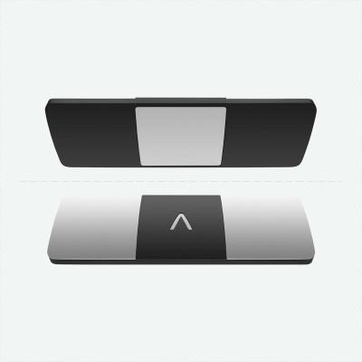 AliveCor KardiaMobile 6L - Wireless ECG Device(Gray Strap, Size : NA)