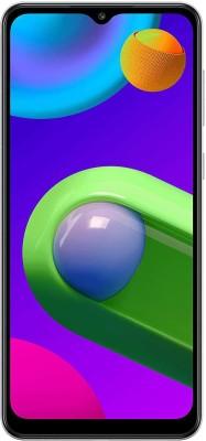 SAMSUNG Galaxy M02 (Gray, 32 GB)(3 GB RAM)