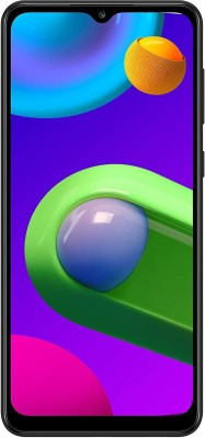 SAMSUNG Galaxy M02 (Black, 32 GB)(2 GB RAM)