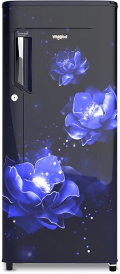 Whirlpool 200 L Direct Cool Single Door 3 Star Refrigerator(SAPPHIRE ABYSS, Icemagic Powercool 200L Single Door Refrigerator ( No.1 in Icemaking, 3 Star, Sapphire Abyss , 10 years warranty )215 IMPC PRM 3S SAPPHIRE ABYSS)