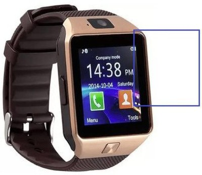 Spnrs Edge To Edge Screen Guard for JSG:- Chis Merchant CE017 Smartwatch (9H)(Pack of 2)