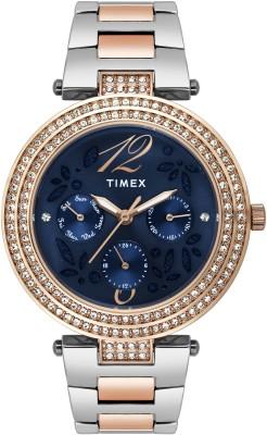 TIMEX TWEL12005 E Class Analog Watch - For Women