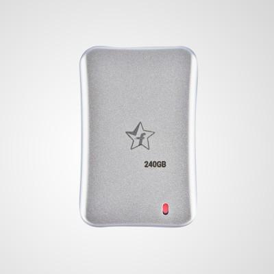 Flipkart SmartBuy 240 GB External Solid State Drive(Metal)