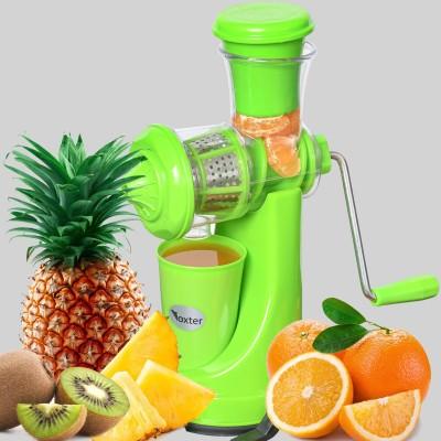 Foxter Plastic Hand Juicer(Green Pack of 1)