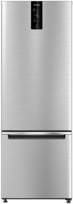 Whirlpool 355 L Frost Free Double Door Bottom Mount 3 Star Convertible Refrigerator(Omega Steel, IFPRO BM INV CNV 370 OMEGA STEEL (3S)-N)