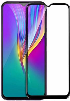 Ravbelli Edge To Edge Tempered Glass for Infinix Smart 5, Infinix Smart 5, Infinix Smart 4, Infinix Smart 4 Plus(Pack of 1)