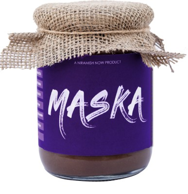 MasKa Choco – Crunch Peanut Butter ( No Hydrogenated Oil / Zero Cholesterol / Vegetarian/ Keto Friendly) 500 g