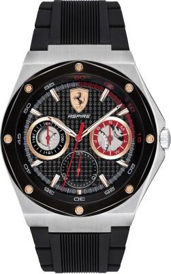 SCUDERIA FERRARI 830556 ASPIRE Analog Watch   For Men SCUDERIA FERRARI Wrist Watches