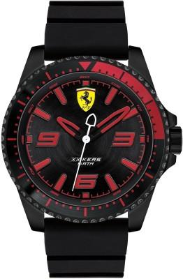 SCUDERIA FERRARI 91029990  830465 Analog Watch   For Men SCUDERIA FERRARI Wrist Watches