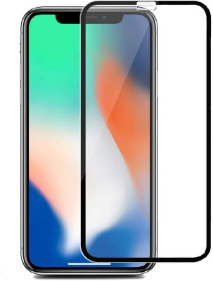 TOGADGETSDO Tempered Glass Guard for Apple iPhone X(Pack of 1)