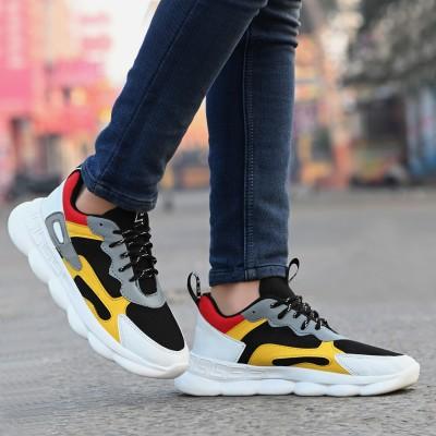 Layasa Running Shoes For Men(Multicolor)