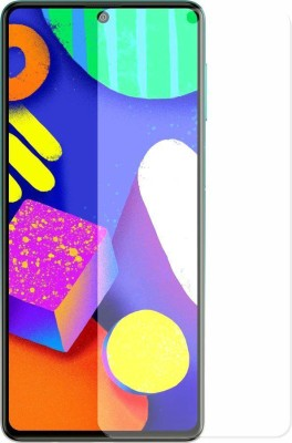 Fashion Way Impossible Screen Guard for Samsung Galaxy F62(Pack of 1)