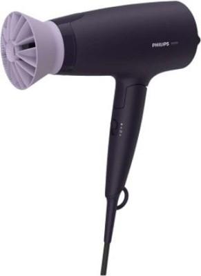 PHILIPS BHD318/00 Hair Dryer(1600 W, Purple)