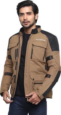 ROYAL ENFIELD RRGJKM000087 Riding Protective Jacket(Brown, L Regular)