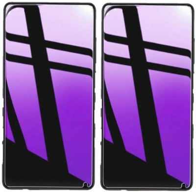 Tingtong Tempered Glass Guard for Poco M2 Pro(Pack of 2)