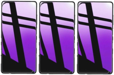 Tingtong Tempered Glass Guard for Apple iPhone 5C(Pack of 3)