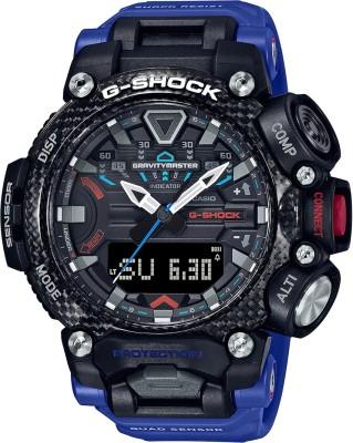 CASIO GR-B200-1A2DR G-Shock Analog-Digital Watch - For Men
