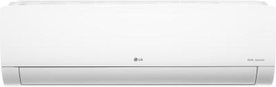 LG 1.5 Ton 3 Star Split Dual Inverter AC  - White(MS-Q18PNXA, Copper Condenser)