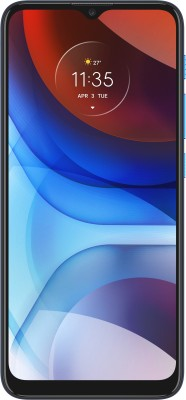 MOTOROLA E7 Power (Tahiti Blue, 64 GB)(4 GB RAM)