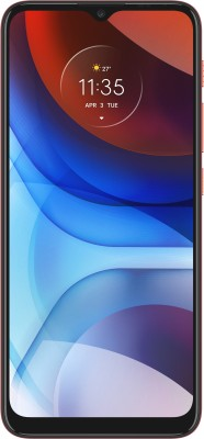 MOTOROLA E7 Power (Coral Red, 64 GB)(4 GB RAM)