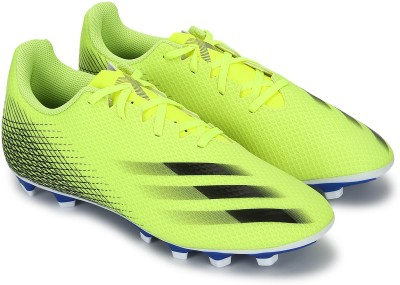 ADIDAS X Ghosted.4 Fxg Football Shoes For Men Yellow ADIDAS Sports Shoes