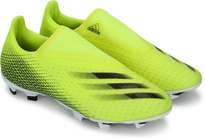 ADIDAS X GHOSTED.3 LL FG Football Shoes For Men Yellow