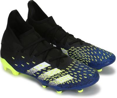 ADIDAS Predator .3 Fg Football Shoes For Men Black ADIDAS Sports Shoes
