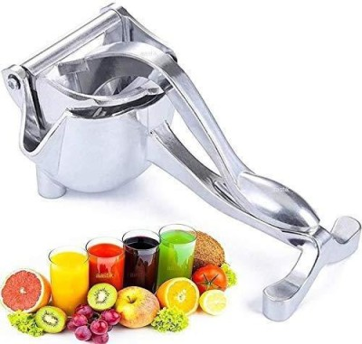 PARAMDHYEY Aluminium Hand Juicer Aluminium Hand Juicer stainless steel manual hand juicer/fruit and vegetable juicer/orange lemon fruit and citrus juicer/cold...