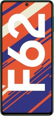 SAMSUNG Galaxy F62 (Laser Green, 128 GB)(8 GB RAM)