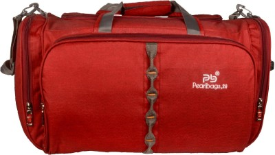PB  Pearl 20 inch/50 cm Gary 20 Travel Duffle Bag Travel Duffel Bag Red