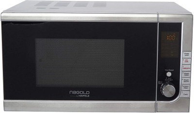 Hafele 25 L Grill Microwave Oven(Top Microwave with Grill Combi Function, Silver)