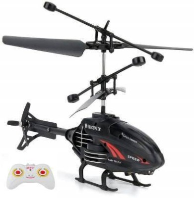 Aao je Exceed Induction Fast 1 Flight Electronic Remote Control Charging Helicopter For Boys And Girls with 3D Lights (Multicolor)(Multicolor)