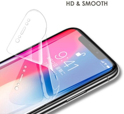GELTEC Edge To Edge Tempered Glass for Apple iPhone XR(Pack of 1)