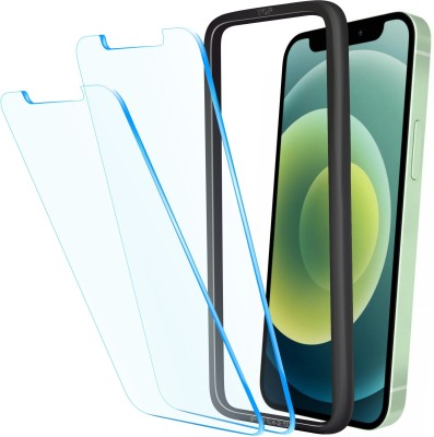 Affix Tempered Glass Guard for Apple iPhone 12 Mini 5.4 Inch(Pack of 2)