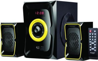 TRUVISON TV-2075BT 55 W Bluetooth Home Theatre(Black, 2.1 Channel)