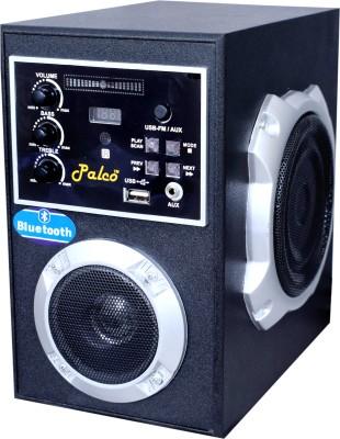 Palco Multimedia Player 10 W Portable Bluetooth Laptop/Desktop Speaker(Black, 2.0 Channel)