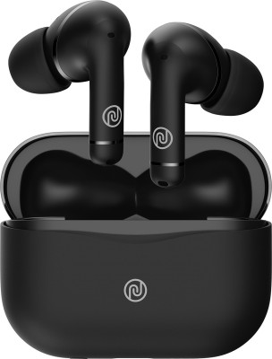 Noise Buds Solo Active Noise Cancellation Bluetooth Headset(Charcoal Black, True Wireless)
