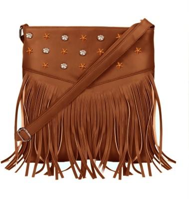 Bpbag1 Brown Sling Bag