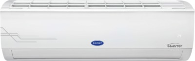 CARRIER 1.2 Ton 5 Star Split Inverter AC  - White(14K 5 STAR ESTER NXi INVERTER R32 SPLIT AC, Copper Condenser)