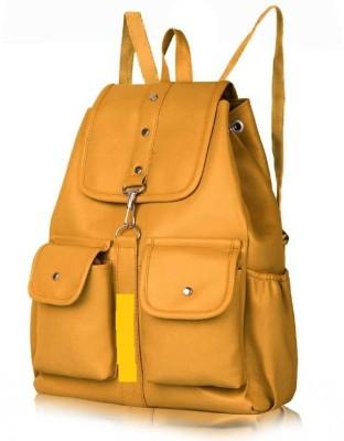 SAHAL FASHION Sgm_Bag_125 10 L Backpack Tan