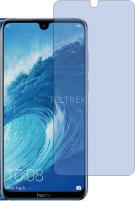 TELTREK Tempered Glass Guard for HUAWEI HONOR 8X Max (Antiblue Light, Flexible)(Pack of 1)