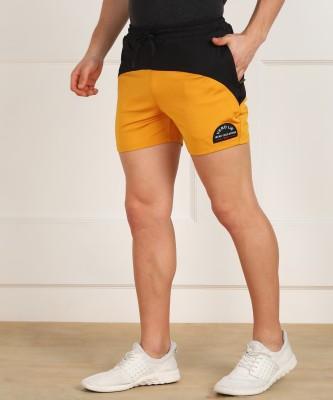VERO LIE Color Block Men Multicolor Regular Shorts