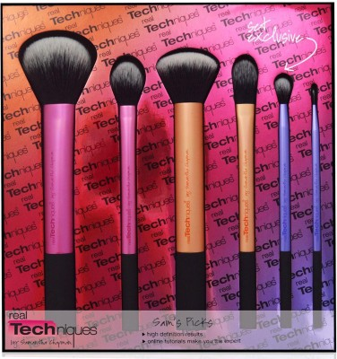 Real Technique Sam's Makeup Valentine's Day Set Rt-1415 (Pack of 6)