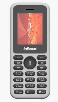 Infocus Vibe Plus(Light Grey)