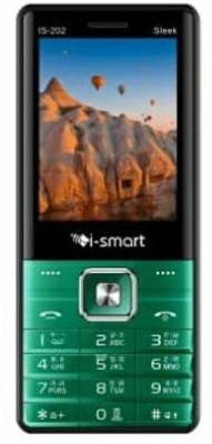 Ismart IS 202 Sleek Green Ismart Mobiles