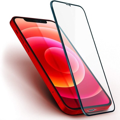 XTRENGTH Edge To Edge Tempered Glass for Apple iPhone 12 Pro Max(Pack of 1)