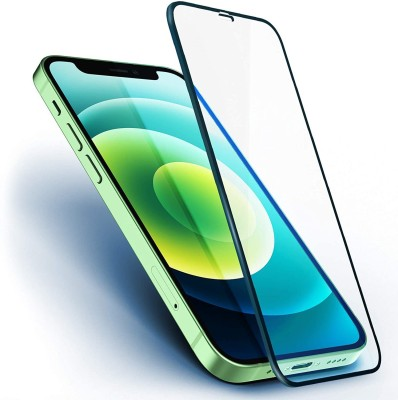 XTRENGTH Tempered Glass Guard for Apple iPhone 12(Pack of 1)